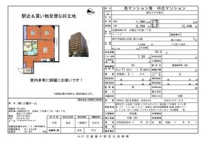 AP湊川604 1200万